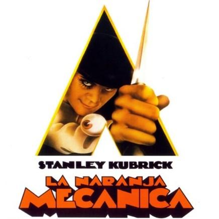 La naranja mecanica. S. Kubrick (1972)